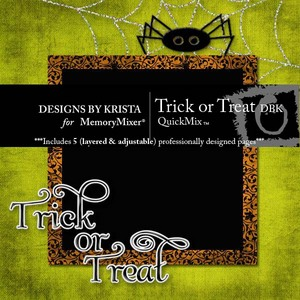 Trick or treat dbk medium