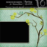 Spring QuickMix-$3.99 (Designs by Krista)