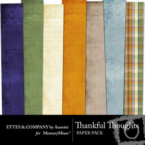 Thankfulthoughtscollage paperpack medium