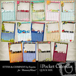 Pocketcalendar small