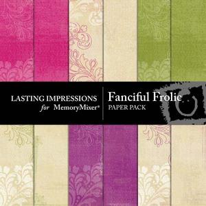 Fanciful frolic pp medium