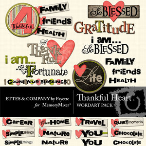 Thankfulheartwordart medium