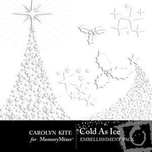 Cold as ice emb medium