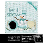 Season of Change Winter QuickMix-$3.99 (Karen Lewis)