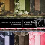 Camoflauge Mini Pack-$3.99 (Albums to Remember)