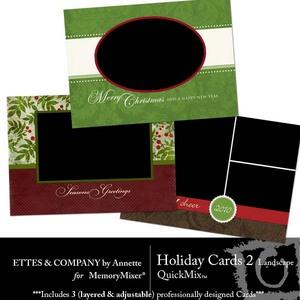 Holiday ls cards 2 qm medium