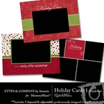Holiday Landscape Cards QuickMix 1-$2.50 (Ettes and Company by Annette)