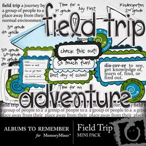 Field trip mini medium