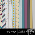 Festival of Lights Paper Pack-$2.99 (Traci Murphy)
