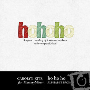 Hohoho alpha medium