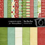 HoHoHo Paper Pack-$1.99 (Carolyn Kite)