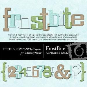 Frostbite alpha medium