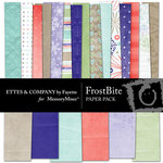 FrostBite Paper Pack-$3.99 (Ettes and Company by Fayette)