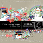 FrostBite Embellishment Pack-$3.50 (Ettes and Company by Fayette)