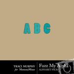 Fuzz My Alphabet Pack-$0.99 (Traci Murphy)