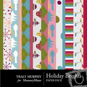 Holiday brights pp medium