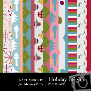 Holiday brights pp medium