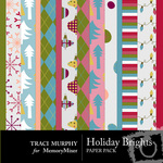 Holiday Brights Paper Pack-$3.99 (Traci Murphy)