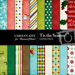 Tis the Season Paper Pack-$3.99 (Carolyn Kite)