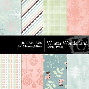Winter wonder jk pp medium