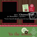 Christmas Mint QuickMix-$2.49 (s.e.i)