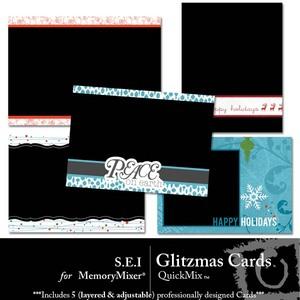 Glitz cards qm medium