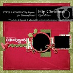 Hip Christmas QuickMix-$4.99 (Ettes and Company by Fayette)