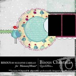 Bisous Christmas QuickMix-$4.99 (Bisous By Suzanne Carillo)