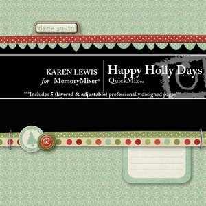 Happy holidays medium