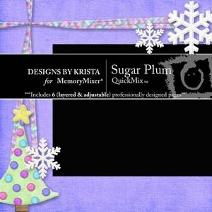Sugar plum medium