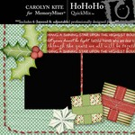 HoHoHo QuickMix-$3.99 (Carolyn Kite)