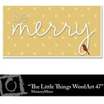 The Little Things Freebie WordArt 47-$0.00 (Lasting Impressions)
