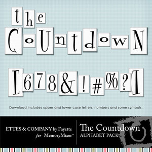 Thecountdownalpha medium