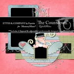 The Countdown QuickMix-$2.99 (Ettes and Company by Fayette)