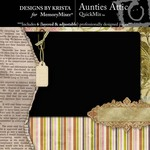 Aunties Attic QuickMix-$3.99 (Designs by Krista)