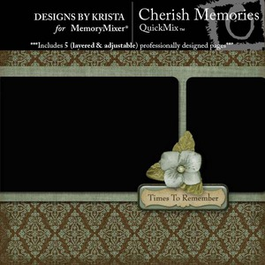 Cherish memories medium