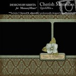 Cherish Memories QuickMix-$2.80 (Designs by Krista)