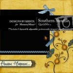Southern Sunrise QuickMix-$3.99 (Designs by Krista)