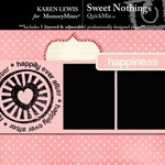 Sweet Nothings QuickMix-$1.99 (Karen Lewis)