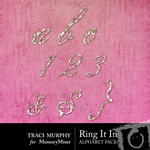 Ring It In Alphabet Pack-$0.99 (Traci Murphy)