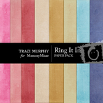 Ring It In Solid Paper Pack-$3.50 (Traci Murphy)