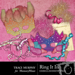 Ring It In Embellishment Pack-$1.50 (Traci Murphy)