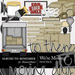 Moving Mini Pack-$3.49 (Albums to Remember)
