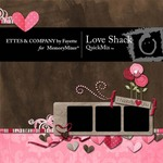 Love Shack QuickMix-$4.99 (Ettes and Company by Fayette)