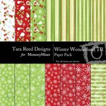 Winter Wonderland TR Paper Pack-$2.99 (Tara Reed Designs)