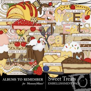 Sweet treats emb medium