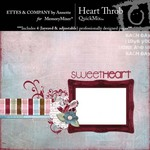 Heart Throb QuickMix-$2.99 (Ettes and Company by Annette)