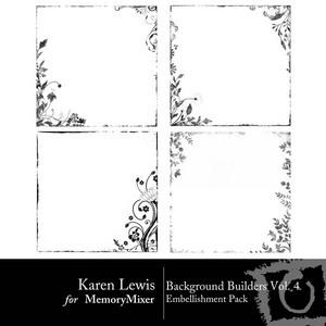 Background builders vol 4 medium