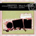 Must Love Blogs QuickMix-$4.99 (Ettes and Company by Fayette)