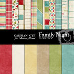 Family Night Paper Pack-$3.99 (Carolyn Kite)